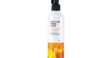 Freshly Cosmetics Body Flame Firming Cream