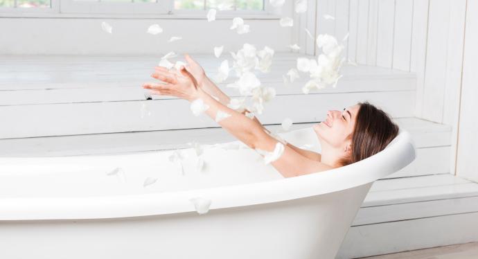 Bagno rilassante anti-stress