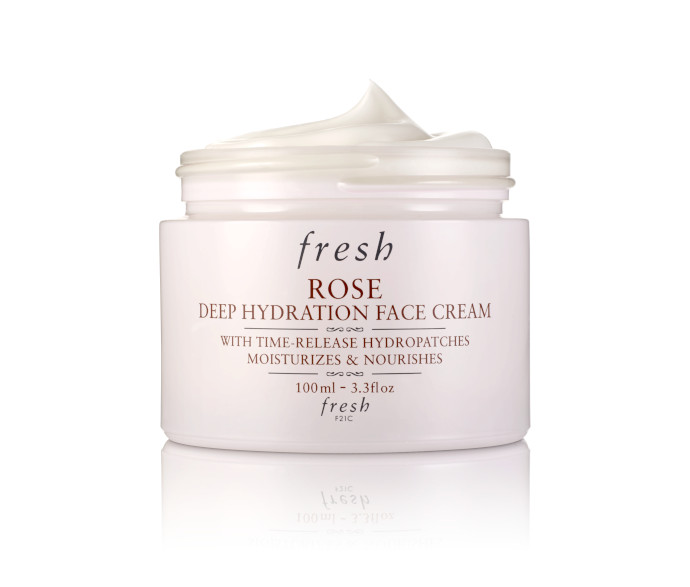 Fresh Rose Deep Hydratation Face Cream
