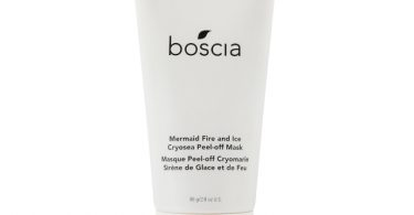 Boscia Mermaid Fire and Ice Cryosea Peel-Off Mask