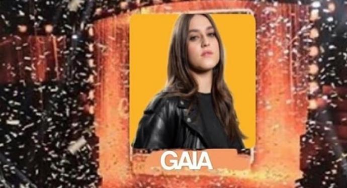 Gaia vince Amici 19