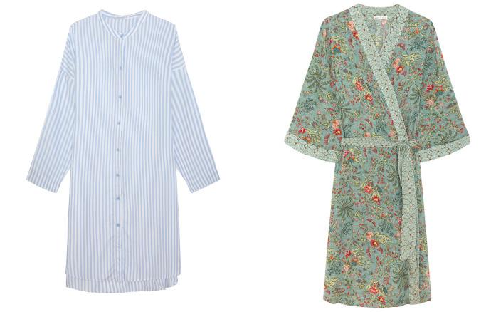 Camicia da notte e vestaglia Oysho