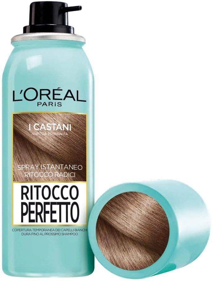 L'Oréal Paris Ritocco Perfetto, Spray Istantaneo Correttore per Radici