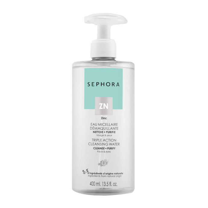 Sephora Collection Triple Action Cleaning Water