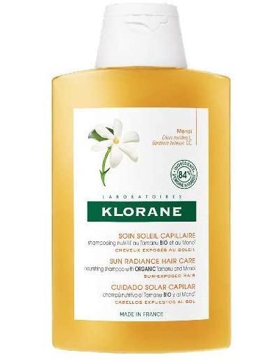Klorane Shampoo Tamanu e Monoï