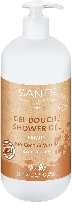Sante Gel doccia Cocco&Vaniglia