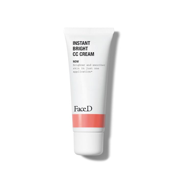 Face D Instant Bright CC Cream