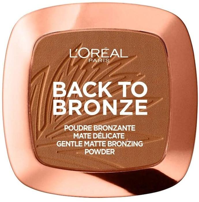 L'Oreal Paris Back To Bronze Matte Bronzing Powder