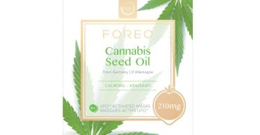 Foreo Cannabis Seed Oil Mask