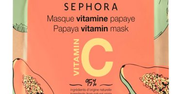 Sephora Collection Maschera Papaya & Vitamina C
