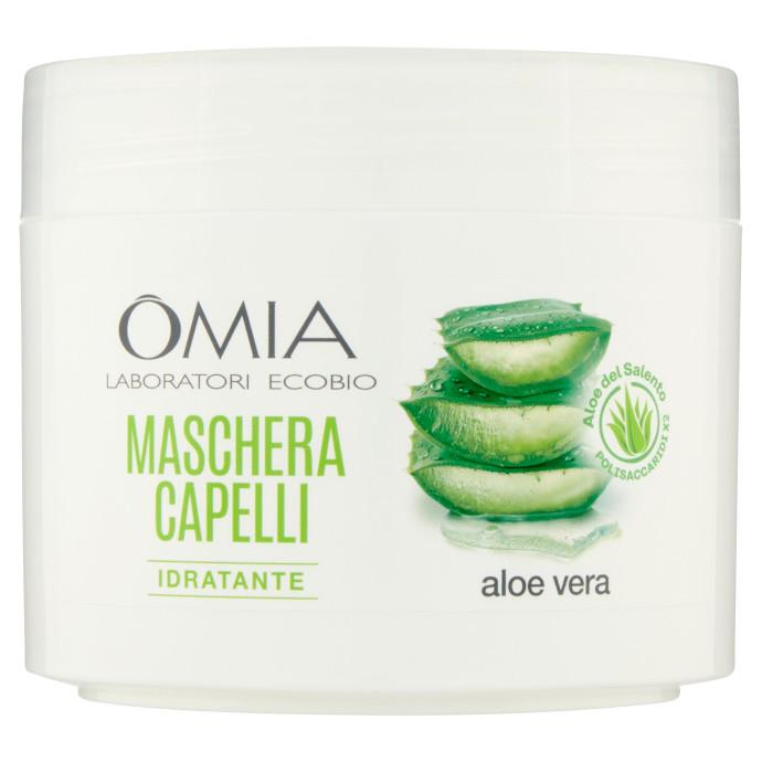 Maschera Capelli Aloe Vera Omia Laboratoires
