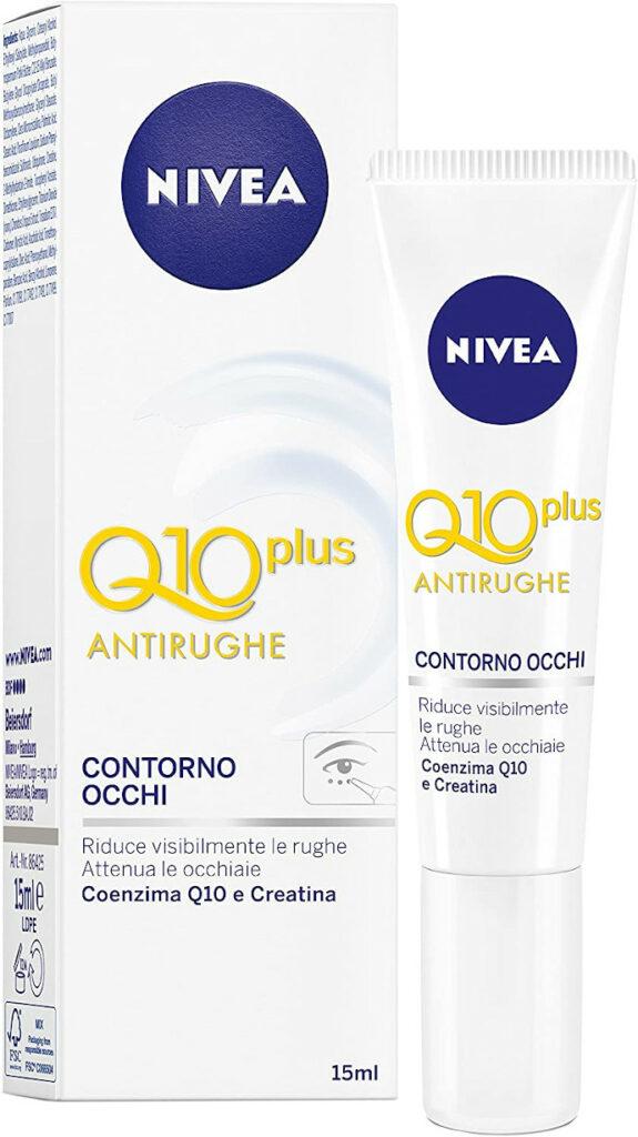 Nivea Q10 Plus Antirughe Contorno Occhi