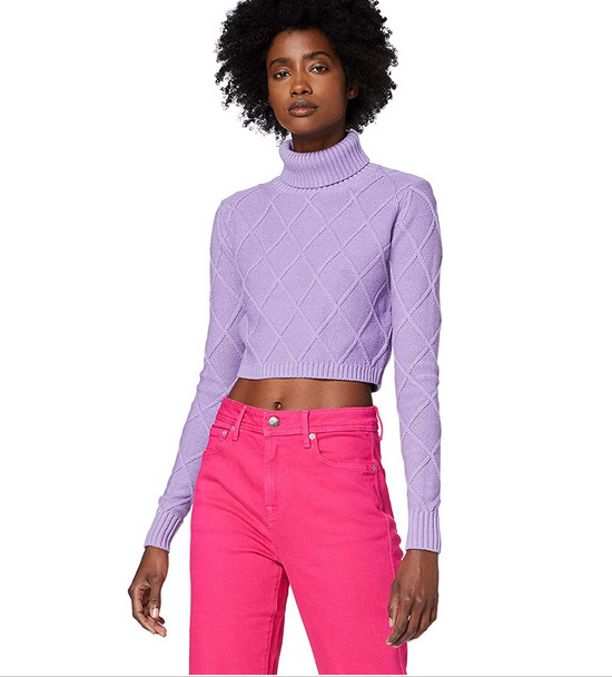 Pullover cropped Pepe Jeans