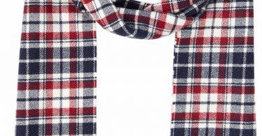 Sciarpa in twill di lana Gant