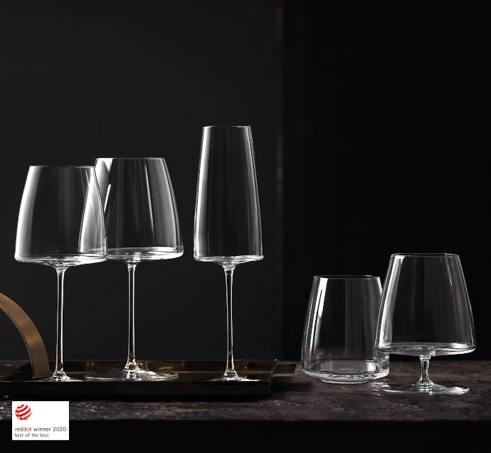Calici e bicchieri MetroChic Signature di Villeroy&Boch