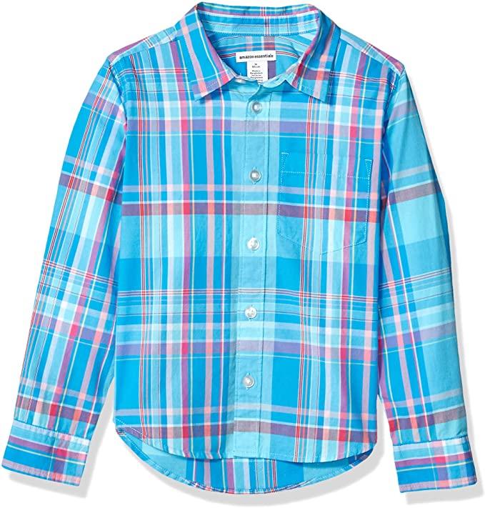 Camicia a maniche lunghe Amazon Essentials