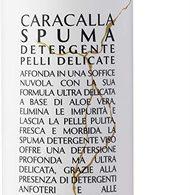 Spuma detergente per pelli delicate Caracalla