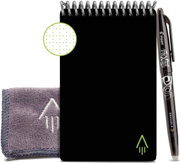 Mini notebook riutilizzabile Rocketbook