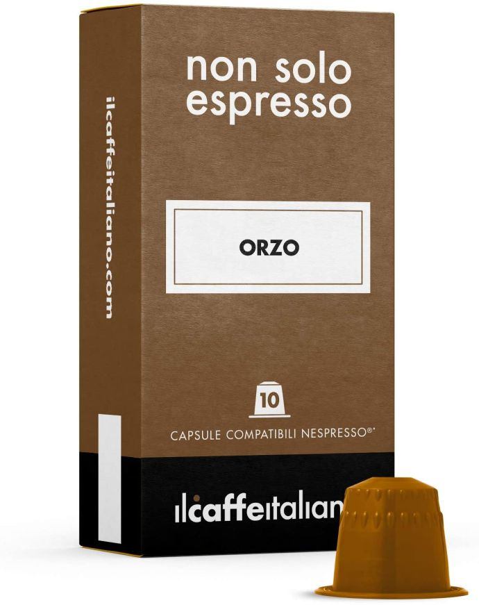 Capsule orzo compatibili Nespresso Il Caffè Italiano