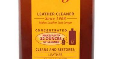 Detergente per pelle Leather Honey