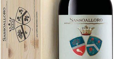 Sassoalloro Toscana IGT Jacopo Biondi Santi
