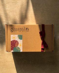 Giusmìn Tea Lab Milano XMas Box