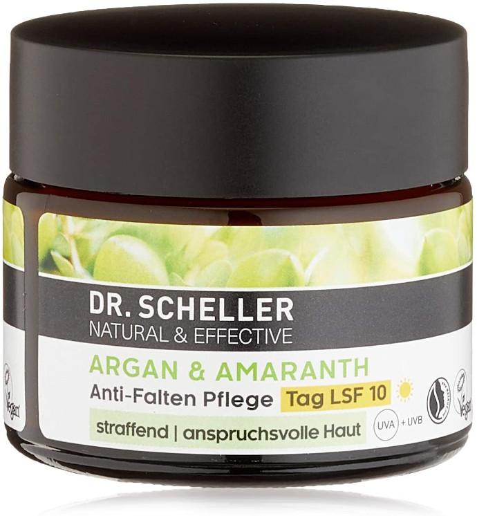 Dr. Scheller Argan Bio & Amaranto - Maschera Viso