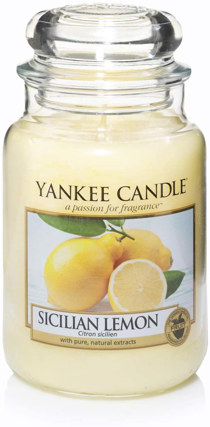 Yankee Candle al Limone siciliano
