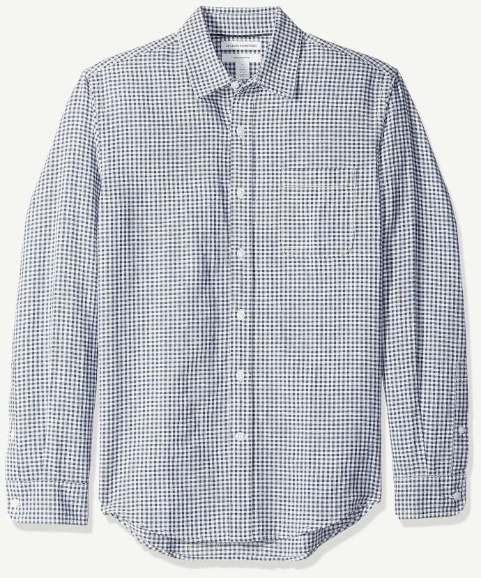 Camicia di lino Amazon Essentials