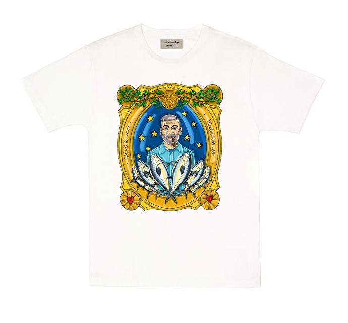 T-shirt Alessandro Enriquez