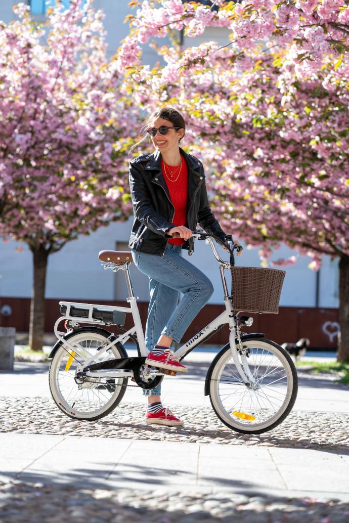 E-bike Nilox J1