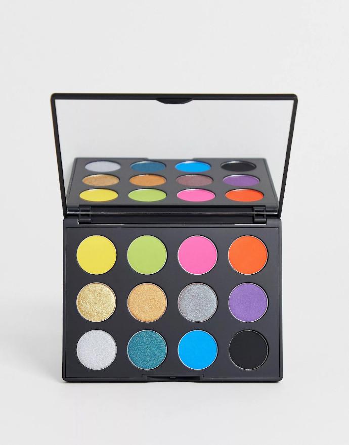 MAC It's Designer Palette occhi e guance Art Library