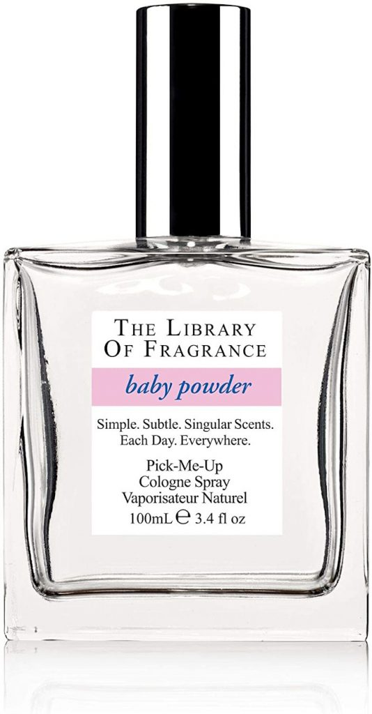 The Library of Fragrance Baby Powder