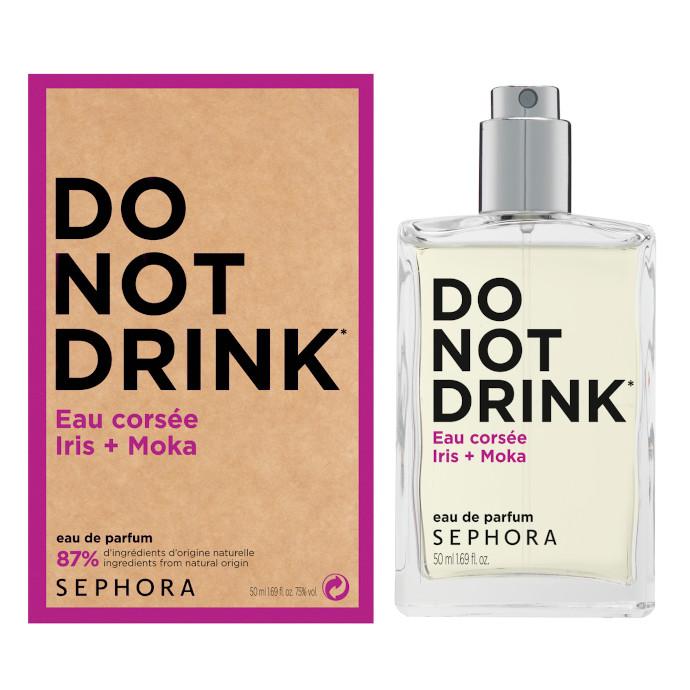 Sephora Collection Do Not Drink Iris+Caffè