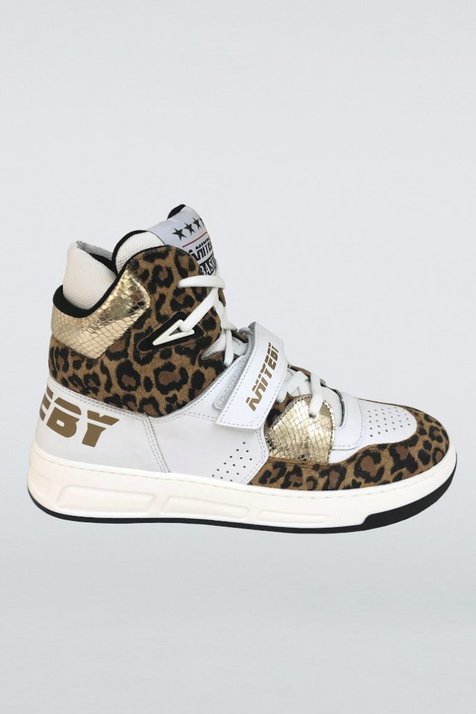 Sneaker animalier Aniye By