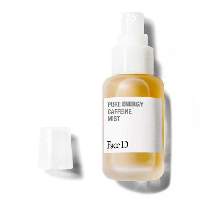 FaceD Tonico spray Pure Caffeine