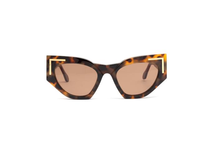 Occhiali da sole cat eye Brixa di Bayria Eyewear