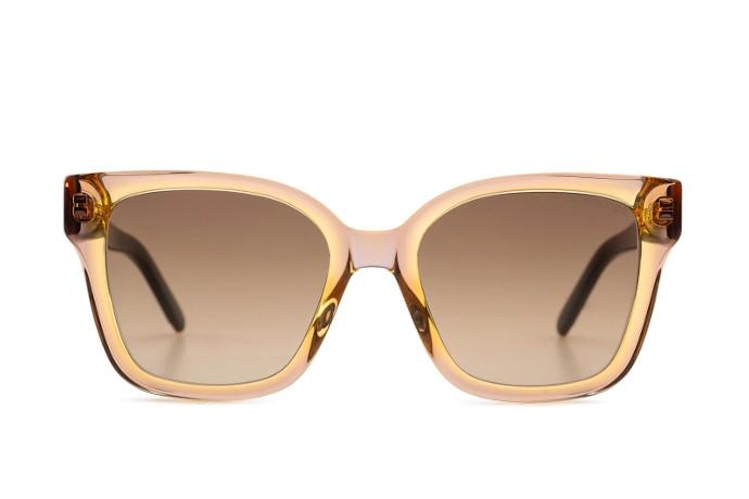 Occhiali da sole a specchio Marc Jacobs