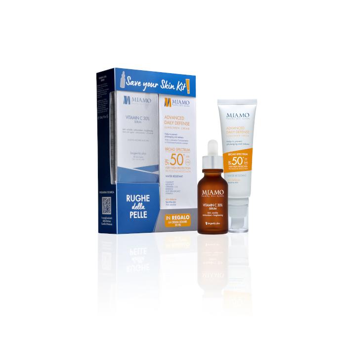 Miamo Save Your Skin Kit Anti-age