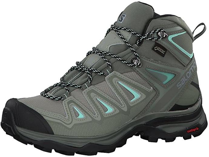 Scarponcini da escursionismo Salomon X Ultra 3 Mid GTX