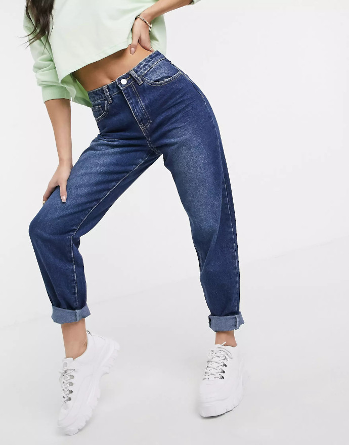 Mom jeans Missguided