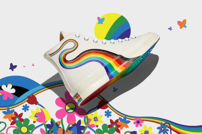 Converse Pride Chuck 70 High Top