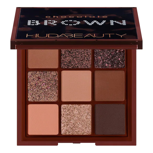Huda Beauty Brown Chocolate Obsessions