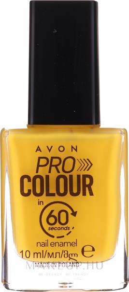 Pro Colour Smalto Avon per unghie in 60 secondi