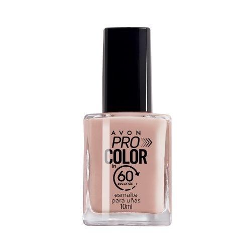Pro Colour Smalto per unghie in 60 secondi Nude