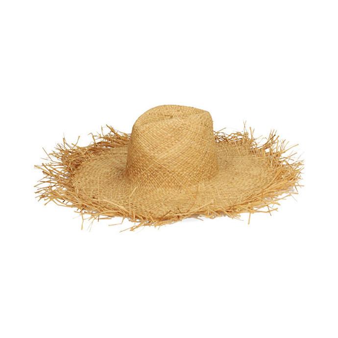 Primadonna Cappello beige in paglia