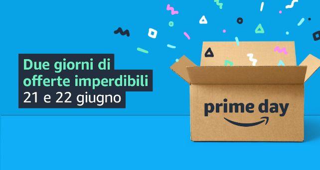 Amazon Prime Day giugno 2021