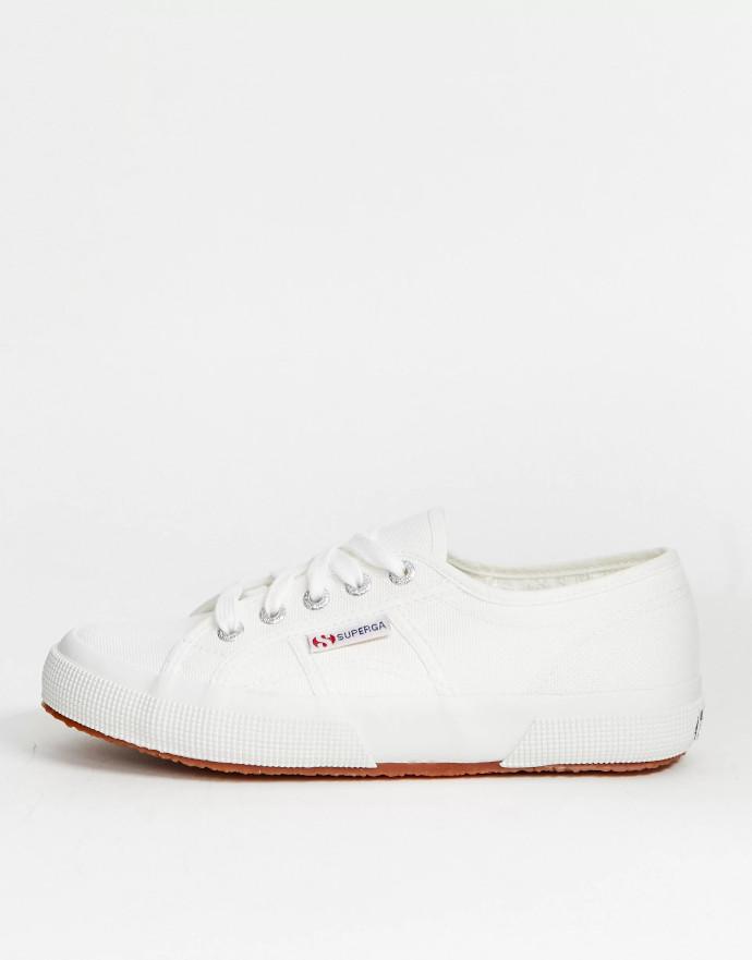 Sneakers classiche di tela Superga