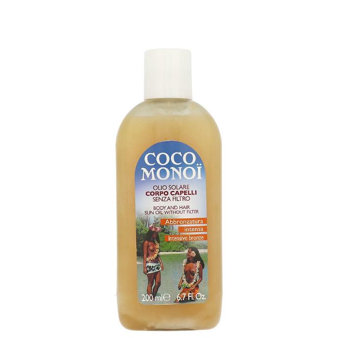 Coco Monoï Olio solare corpo capelli
