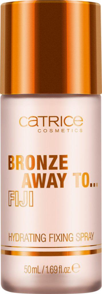 Catrice Spray viso idratante e fissante Bronze Away To... Fiji
